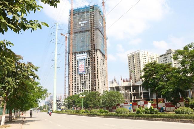 5 dự án bất động sản lớn tại Hà Nội đổi chủ