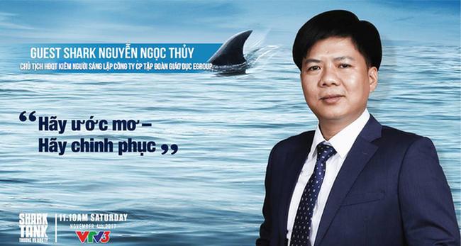 Câu chuyện của Shark Nguyễn Ngọc Thủy và lời giải cho bài toán: Sinh viên có nên tạm dừng việc học để theo đuổi đam mê khởi nghiệp?