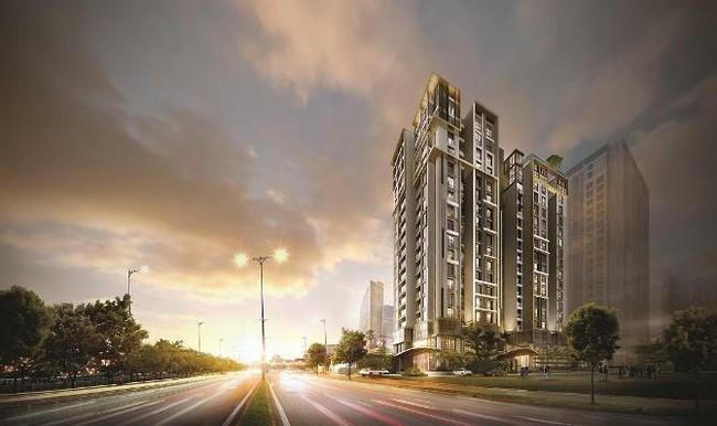 Bất động sản Sài Gòn: Càng đắt càng dễ bán...!