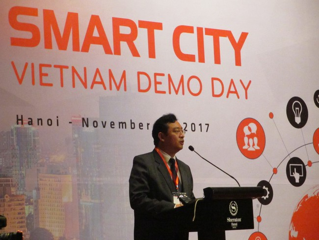 15 giải pháp Thành phố thông minh của startup được trình bày để tìm kiếm nhà đầu tư ở Việt Nam