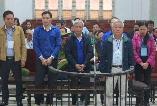 Vụ án GPBank: Chủ sân golf Chí Linh bị đề nghị 14 năm tù