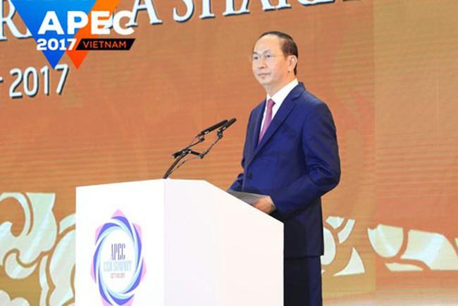 Những phát ngôn ấn tượng trong ngày khai mạc APEC CEO Summit 2017