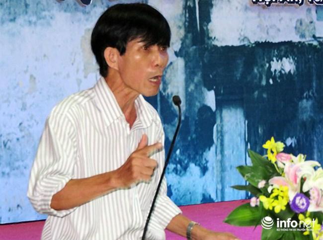 Ông Nguyễn Sự:Tôi nổi điên vì phát biểu của lãnh đạo Tổng cục Du lịch về Sơn Trà