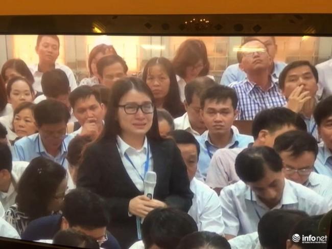 Đề nghị xem xét giảm nhẹ trách nhiệm hình sự cho diễn viên Quỳnh Tứ trong đại án OceanBank