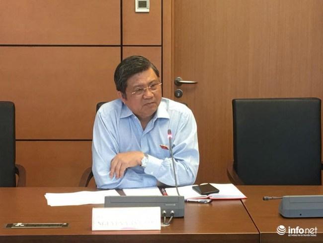 Ông Nguyễn Văn Giàu: Khi tôi làm Thống đốc, dư nợ chỉ 2,3 triệu tỷ đồng