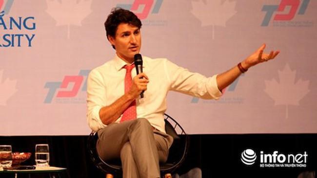 Thủ tướng Canada: Tôi từng mơ ước trở thành một giáo viên