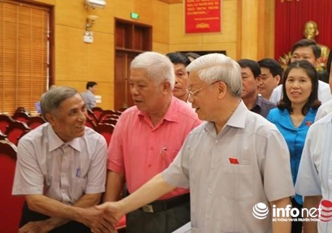 Tổng Bí thư sẽ tiếp xúc với cử tri Hà Nội trong ngày 12/10