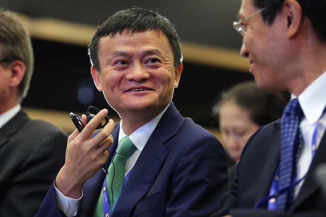 Tài sản của Jack Ma tăng thêm 2,8 tỷ USD chỉ trong một ngày