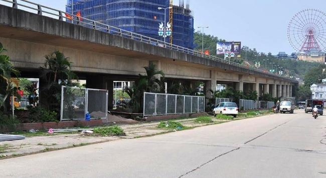 Bác đề xuất sử dụng gầm cầu Bãi Cháy làm bãi đỗ xe