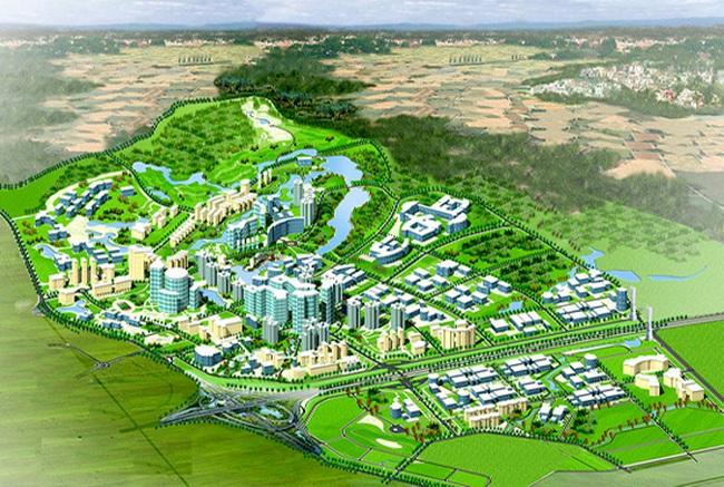 Hà Nội đốc thúc hoàn thiện đồ án Quy hoạch chung đô thị Hòa Lạc trước ngày 10/2