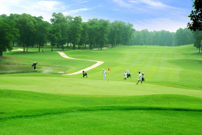 TPHCM cho phép Tập đoàn BRG nghiên cứu đầu tư dự án giải trí, sân golf tại huyện Hóc Môn