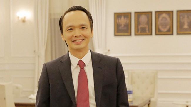 """Ông Trịnh Văn Quyết: """"Tôi sẽ tiếp tục nâng sở hữu tại FLC"""""""