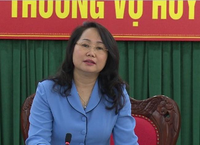 Chân dung tân Bí thư Lạng Sơn Lâm Thị Phương Thanh
