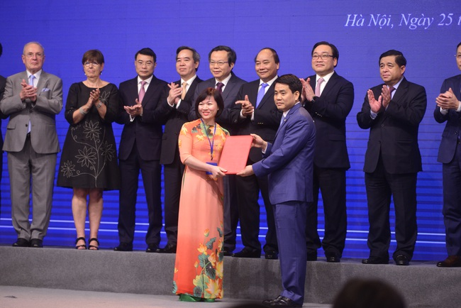 Vingroup sẽ đầu tư 100.000 tỷ đồng làm đường sắt tư nhân ở Hà Nội