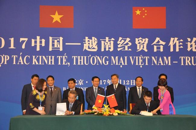 Lộc Trời và một tập đoàn Trung Quốc lập 2 công ty liên doanh mở đường tiêu thụ nông sản Việt sang Trung Quốc theo đường chính ngạch