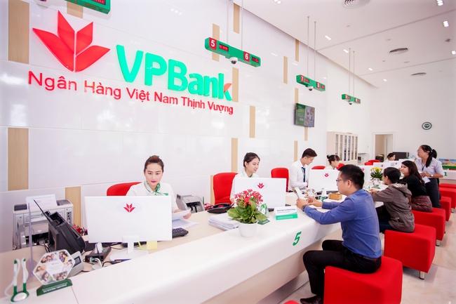 VPBank báo lãi hợp nhất 1.537 tỷ đồng trong quý I, tiếp tục dẫn dầu khối ngân hàng tư nhân