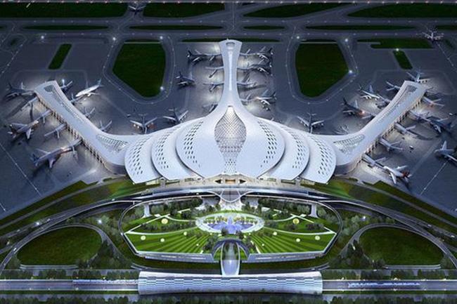 Thi thiết kế sân bay Long Thành: Chọn 1 đề xuất, trao... 3 giải Nhất