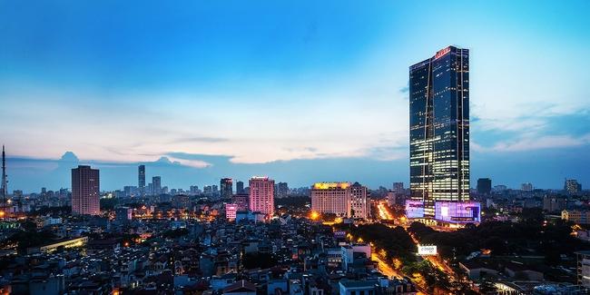 Colliers: Giá thuê văn phòng tại Hà Nội đang tăng
