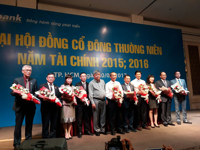 Ông Dương Công Minh nói gì sau khi đắc cử Chủ tịch Sacombank?