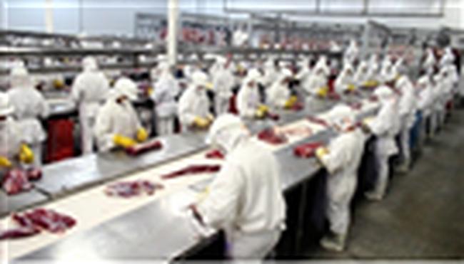 Đề nghị kiểm soát chặt sản phẩm thịt nhập khẩu từ Brazil