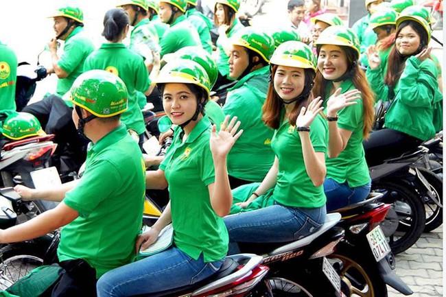 """Tỷ lệ chia sẻ doanh thu thấp hơn UberMOTO và GrabBike, """"xe ôm công nghệ"""" của Mai Linh sẽ đồng thời triển khai tại Hà Nội, Đà Nẵng, TP. HCM từ 20/11 - ảnh 1"""