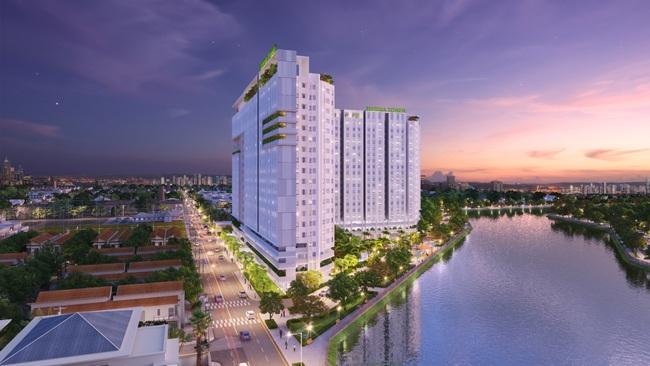 Khu Bắc Sài Gòn đón nhận thêm một dự án chung cư 1 tỷ đồng