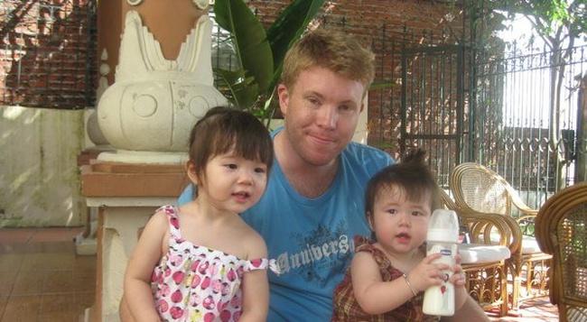 """CEO Savills Hà Nội: Bất động sản là """"cái duyên"""" đưa tôi đến với gia đình của mình và đã có hơn 10 cái Tết ở Việt Nam"""
