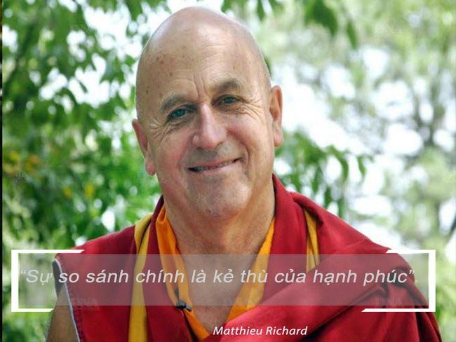 Người hạnh phúc nhất thế giới Matthieu Richard: Đây chính là điều tối kị ai cũng phải tránh nếu muốn chạm tay vào hạnh phúc thực sự