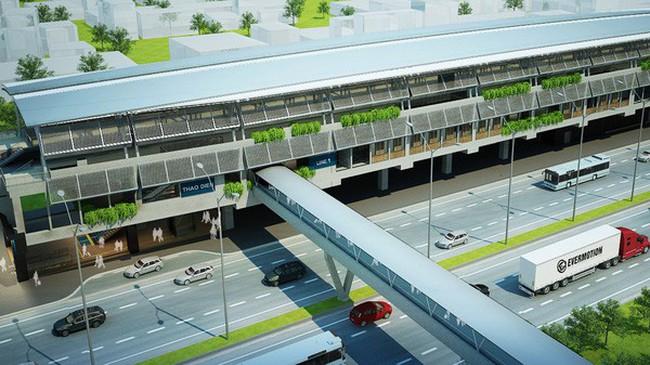 Hơn 21.000 tỷ kéo dài tuyến metro số 1 Tp.HCM đến Đồng Nai, Bình Dương