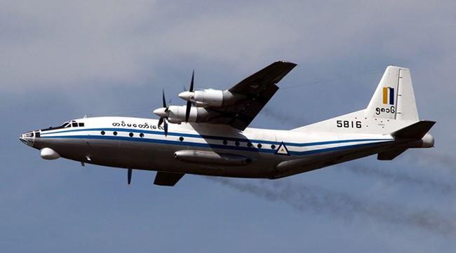 Đã tìm thấy xác chiếc máy bay quân sự của Myanmar mất tích