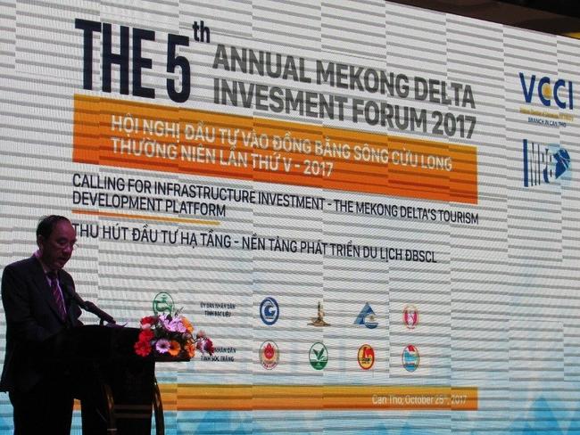 ĐBSCL kêu gọi đầu tư du lịch, hạ tầng gần 160.000 tỉ