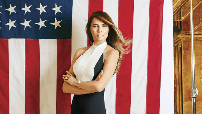 Melania Trump – Đệ nhất phu nhân bí ẩn của nước Mỹ