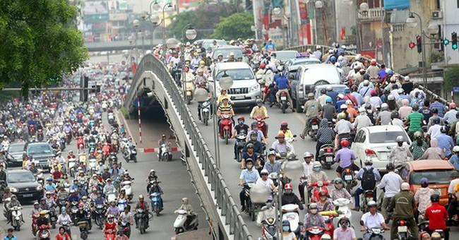 Mỗi ngày thu 22,5 tỷ tiền phí sử dụng đường bộ