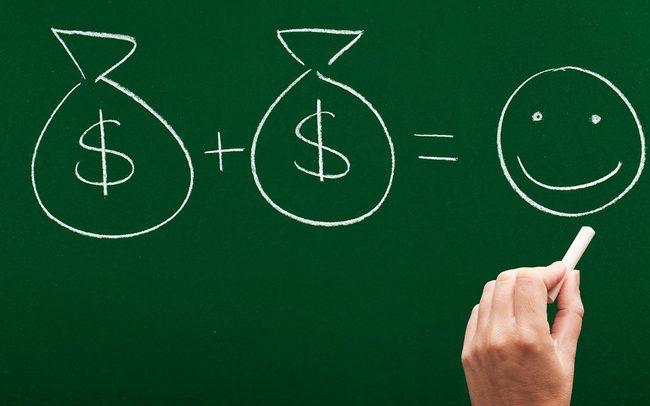 Tiền bạc không mua được hạnh phúc ở Mỹ