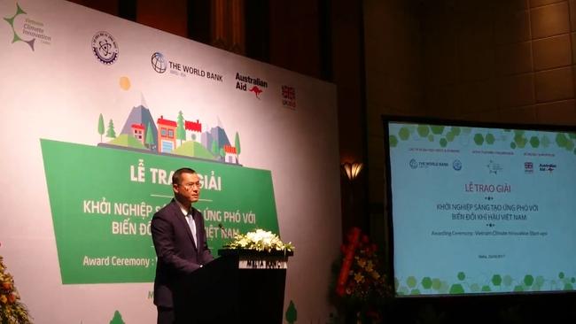 Thứ trưởng Bộ Khoa học và Công nghệ: Biến đổi khí hậu là thách thức lớn, nhưng đi kèm nhiều cơ hội cho khởi nghiệp