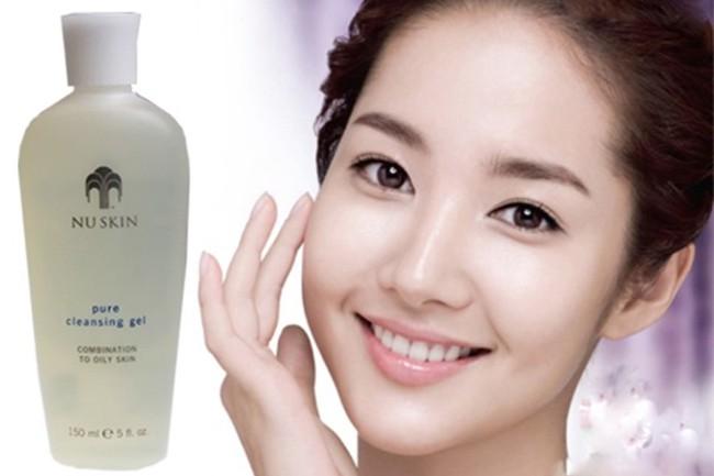 Thu hồi toàn quốc sữa rửa mặt Nu Skin Pure Cleansing Gel