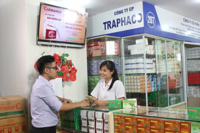 Traphaco trả cổ tức bằng tiền tỷ lệ 30% cho năm 2016 và sắp phát hành cổ phiếu thưởng tỷ lệ 20%