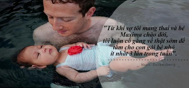 """Mark Zuckerberg: """"Làm cha đã khiến tôi thay đổi suy nghĩ và cách điều hành Facebook"""""""