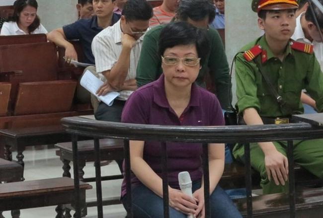 Nguyên đại biểu Quốc hội Châu Thị Thu Nga kháng cáo