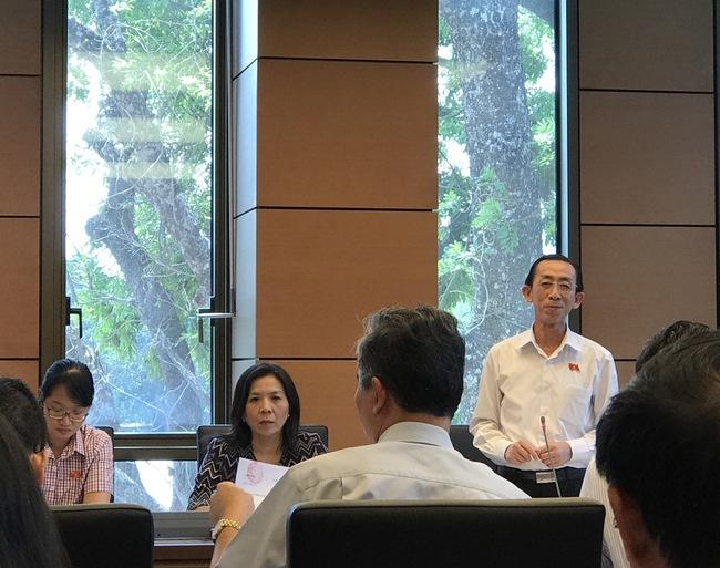 Đại biểu Trần Hoàng Ngân: Nếu xử lý tốt nợ xấu, lãi vay sẽ giảm khoảng 1%