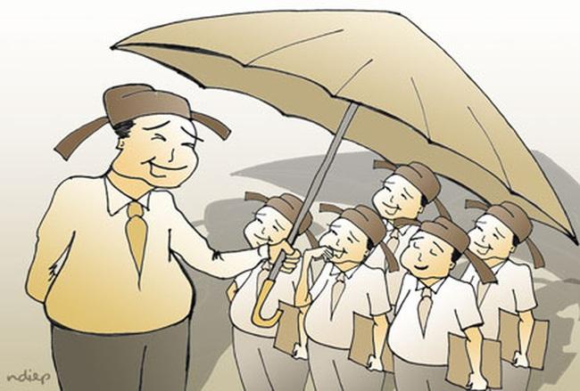 """Từ chỉ số PAPI: """"Chủ nghĩa vị thân"""" ngày càng tăng khi xin việc trong cơ quan Nhà nước"""
