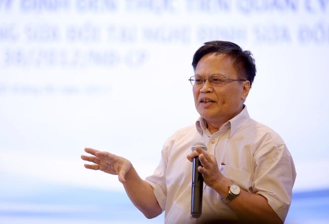 TS. Nguyễn Đình Cung: Một việc mà Chính phủ, Thủ tướng, Phó Thủ tướng... chỉ đạo giải quyết mãi không xong, vậy ý thức kỷ luật hành chính phải được hiểu như thế nào?