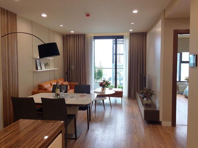 Căn hộ cao cấp diện tích nhỏ đắt khách dịp cuối năm