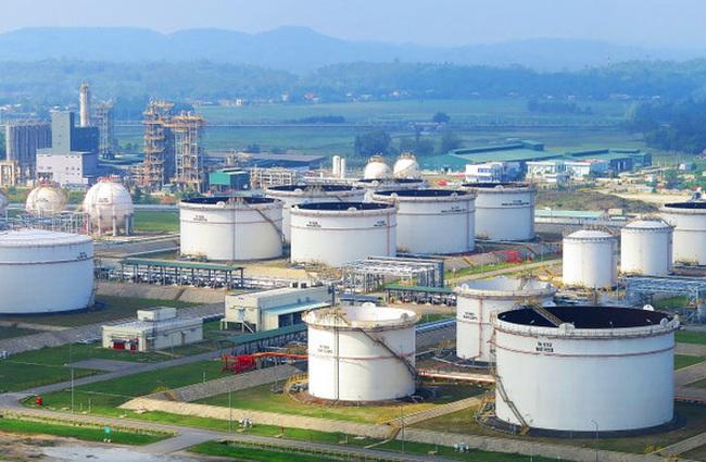 Lọc dầu Dung Quất trình dự án nâng cấp mở rộng nhà máy