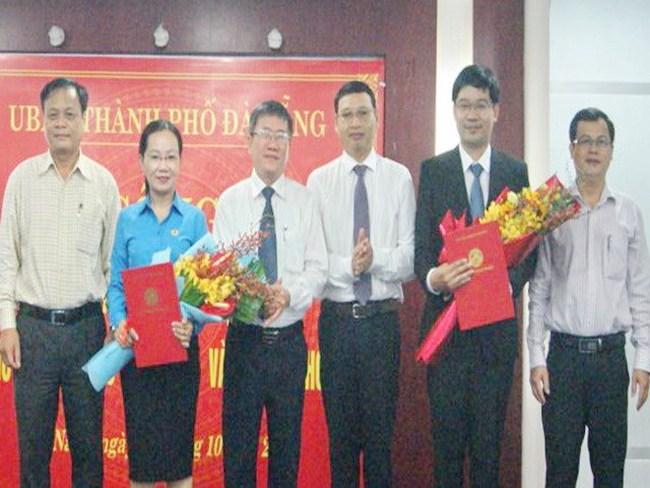 Bổ nhiệm 2 tân phó Giám đốc Sở TT&TT TP Đà Nẵng