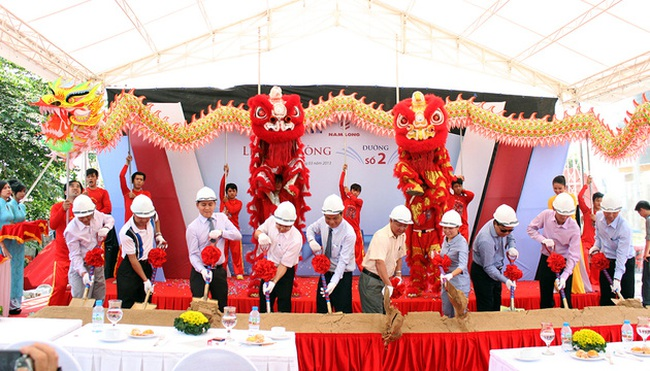 Nam Long (NLG): 9 tháng lãi 465 tỷ đồng, tăng 147% so với cùng kỳ năm 2016