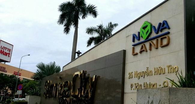 Gần đây Nova Land liên tục thoái vốn tại các công ty con, liên kết