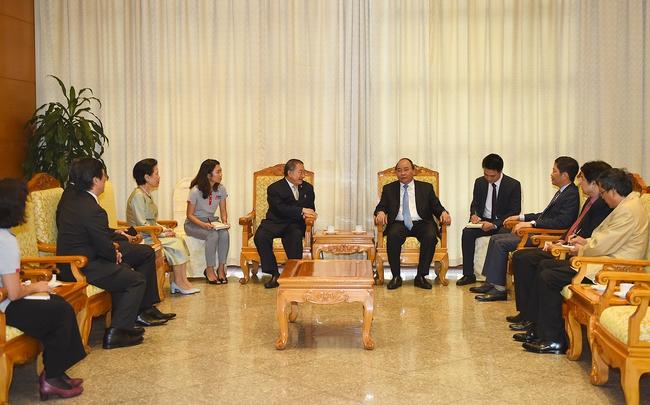 Chủ tịch Tập đoàn bán lẻ TCC Thái Lan: Chúng tôi rất quan tâm đến kinh doanh bia ở VN
