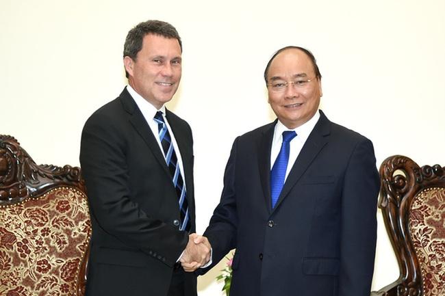 """""""Đại gia"""" dầu khí Mỹ tính đầu tư các dự án điện tại Việt Nam"""