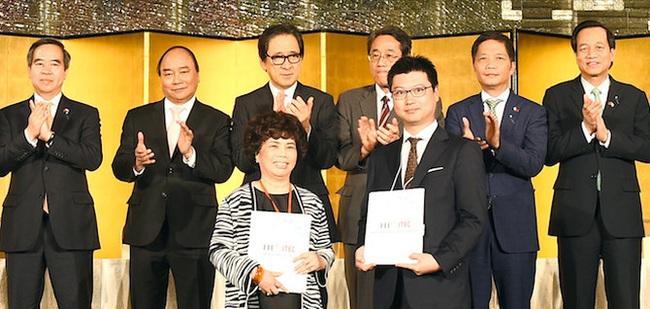 Việt - Nhật ký hàng loạt hợp đồng, thỏa thuận đầu tư gần 22 tỷ USD